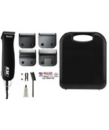 Wahl KM2 HEAVY DUTY Clipper KIT&4 ULTIMATE Blade Sets KM 2 Pet Dog Cat G... - $339.99