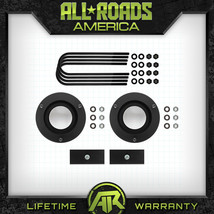 "Full 2"" Front Rear Blocks Level Lift Kit For 2003-2013 Ram 2500 3500 4"" ... - $145.00"
