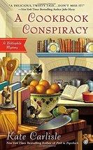 A Cookbook Conspiracy (Bibliophile Mystery) [Mass Market Paperback] Carlisle, Ka image 1