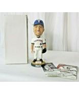 Chan Ho Park #61- Texas Rangers SGA Bobblehead, 2002 White Uniform & Tic... - $27.71