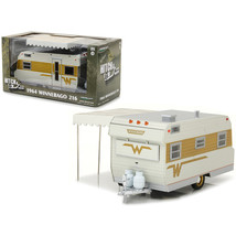 1964 Winnebago 216 Travel Trailer for 1/24 Scale Model Cars and Trucks 1/24 Diec - $39.13