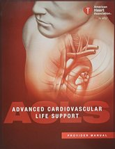 Advanced Cardiovascular Life Support (ACLS) Provider Manual Advanced Car... - $9.93