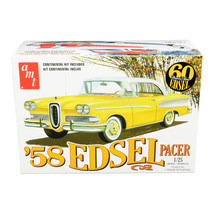 Skill 2 Model Kit 1958 Edsel Pacer 60 Years of Edsel 1/25 Scale Model by... - $43.12