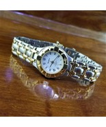 NEW Womens REGENCY Parsifal 14K Gold Plated Stainless Steel Watch  - $99.95