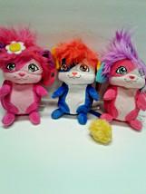 "POPPLES 8"" Pop Open Plush Stuffed Toy Pink Spin Master NETFLIX Pick One - $5.00"