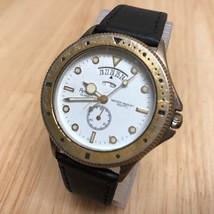 Vintage Armitron Men Dual Second Hands Analog Quartz Watch Hour~Date~New... - $23.23