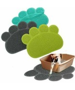 Pet Feeding MAT Small Dog/Puppy/Cat/Kitten Feeding/Food Mat Dish/Bowl Pl... - $4.79+
