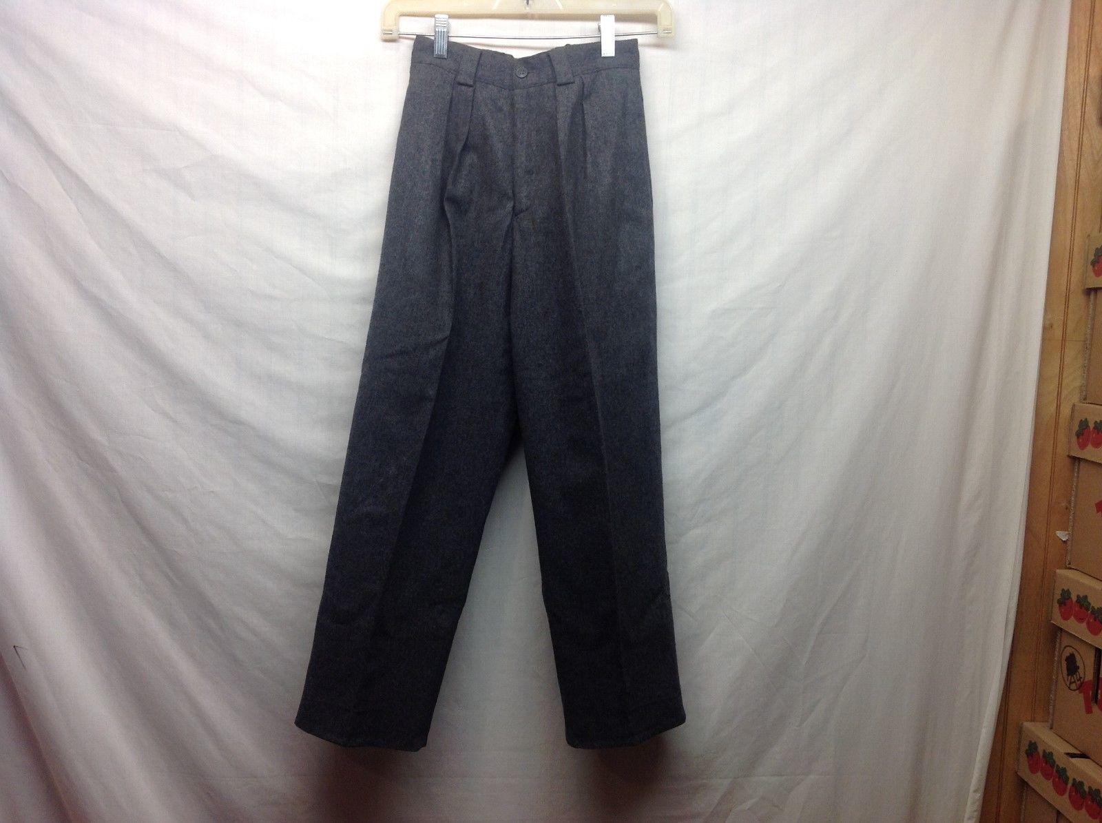 Petit Bateau Dark Dress Pants Sz 10ANS/138