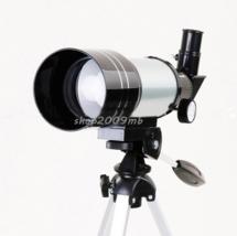 Professional Astronomical Monocular Telescope F30070M+Tripod Barlow Lens... - $52.99