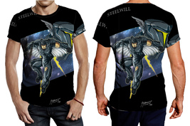 Silverhawk Steelwill  Tee Men - $21.80