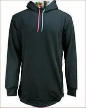 new Asics Tiger men jacket zip hoodie 2191A050 blue sz XL - $47.70