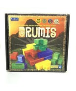 Rumis Board Game Abstract Strategy Educational Incan Building Shapes Com... - $24.70