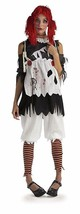 LARGE - Rubie's Deluxe Rag Doll Adult Costume  - $37.99