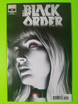 Black Order #4 John Tyler Chirstopher B Variant Marvel Comics 2019 - $3.74