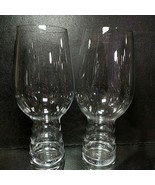 2 (Two) SPIEGELAU CRAFT BEER GLASSES Blown Crystal, 19-Ounce - Signed - $19.85