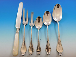 Corona by Dominick & Haff  Sterling Silver Flatware Set Service 36 pieces Dinner - $2,595.00