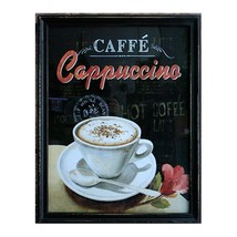America Cafes Coffee Shop Wall Hanging Decoration   2 - $98.36