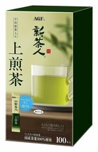 Shinchajin AGF High quality Green tea Matcha in Instant powder soluble 1... - $28.40