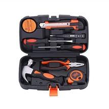 COLMAX 9PCS Mixed General Hand Tool Kit, Small/Tiny/Mini Home improvemen... - $24.42