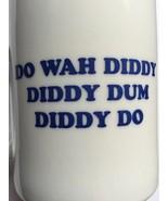 Mug Oldies 95.7 FM Radio Do Wah Diddy Diddy Dum Diddy Do Song Coffee Tea - £37.81 GBP