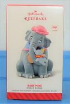 Disney Dumbo Baby Mine 2014 Hallmark Keepsake Christmas Ornament Music M... - $64.90