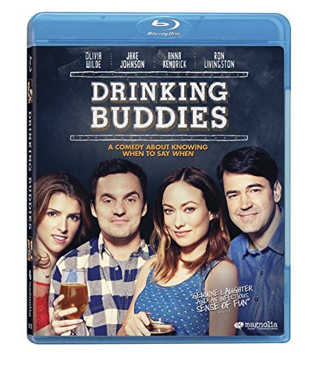 Drinking Buddies [Blu-ray] (2014)