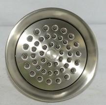 Moen XL 1 Spray 4 3/8 Inch Showerhead in Brushed Nickel 6302BN image 1