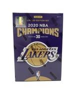 Panini Los Angeles Lakers 2020 NBA Champions 30 Trading Card Team Set NEW - $74.25