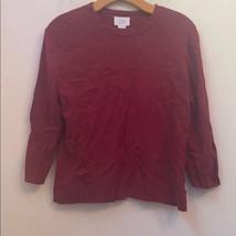 Loft Ann Taylor red crewneck sweater - $163.35