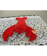 Ty Beanie Baby Pinchers 4th Generation Hang Tag 3rd Generation Tush Tag ... - $24.74