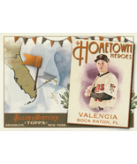 2011 Topps Allen and Ginter Hometown Heroes #HH49 Danny Valencia  - $0.50