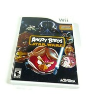 Angry Birds Star Wars -Nintendo Wii - $8.90