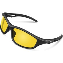 TOREGE Sports Sunglasses For Men Women For Cycling Running Fishing Golf ... - $27.64