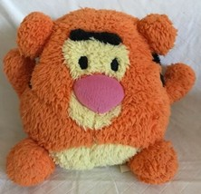 "Disney Parks Winnie the Pooh's Friend TIGGER Round Soft Plush 7"" Stitched - $13.85"