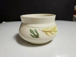 Vtg FRANCISCAN Gladding, McBean & Co California AUTUMN Leaves Sugar Bowl... - $5.20
