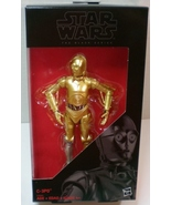 "Star Wars Black Series C-3PO Silver Leg Exclusive 2016 6"" Figure - $26.95"