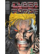 Cyber Force Comic # 4 - Image Comics, July 1993 [Comic] [Jan 01, 1993] I... - $1.95