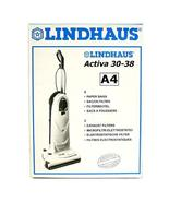 Lindhaus Activa 30-38 A4 Vacuum Bags - $26.46