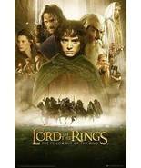 LORD OF THE RINGS - FELLOWSHIP OF THE RING - MOVIE POSTER (REGULAR) (24... - $17.00