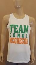 Team Conor McGreror White  Tank Top  Notorious  MMA Best Money  king MC McTeam - $17.99+