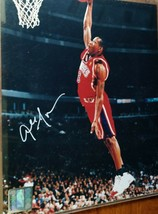 Allen Iverson Signed 8x10 Photo Philadelphia COA Score Board - £95.49 GBP
