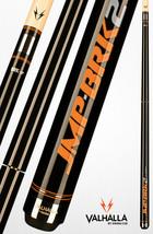 Break Jump Cue Valhalla Viking Three Piece Billiard Pool Stick Lifetime Warranty - $186.99