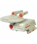 Classic Star Trek Enterprise & Galileo Shuttle Salt and Pepper Shakers 2... - $33.85