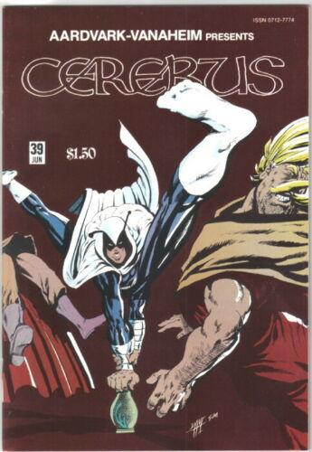 Cerebus the Aardvark Comic Book #39 AV 1982 VERY FINE- NEW UNREAD