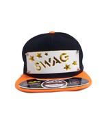 Starry Swag Men Women Baseball Cap Snapback Hip-Hop Adjustable Bboy Cap - £8.64 GBP