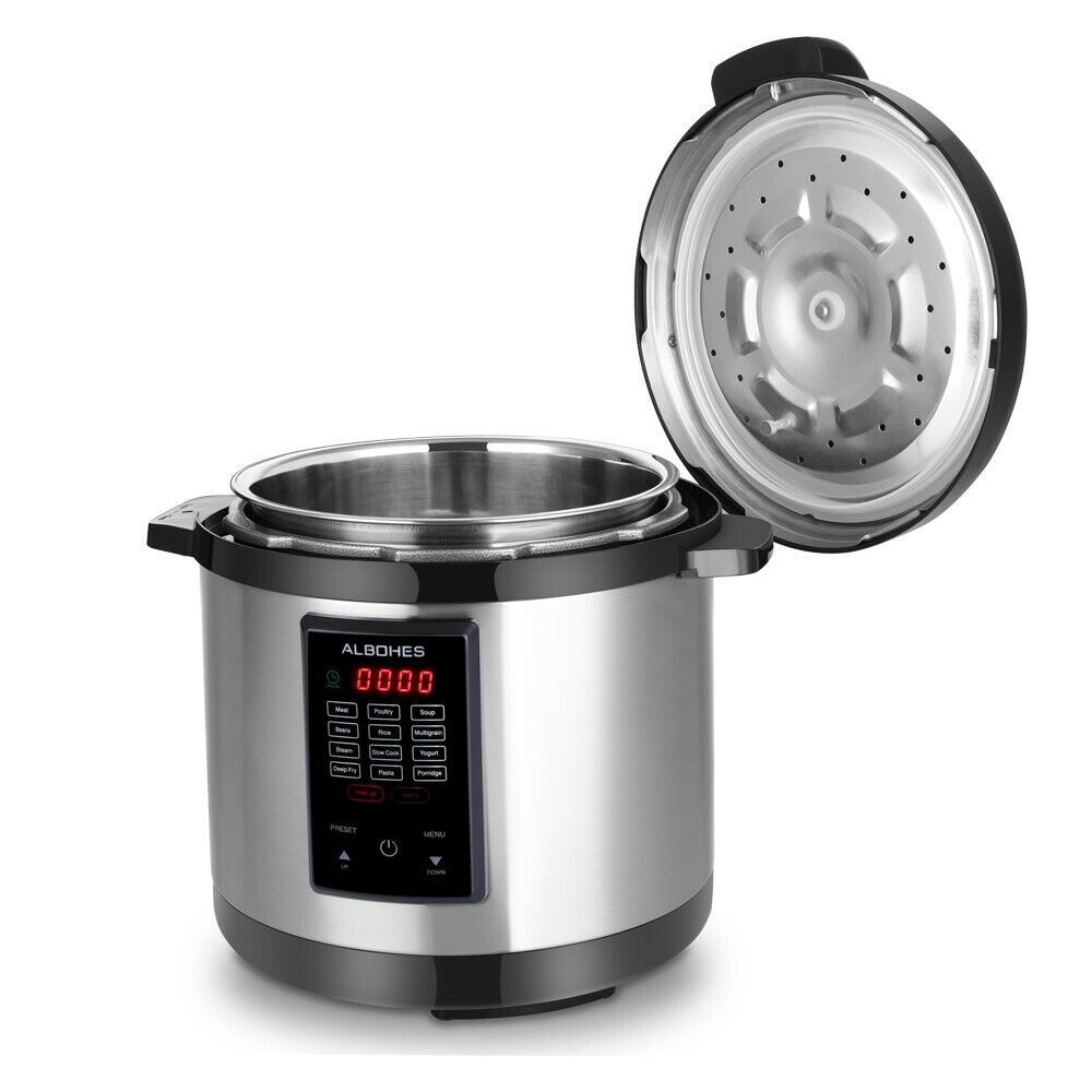 ALBOHES YBW60 - 100D Multifunctional Electric Pressure Cooker image 5