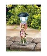 Garden Solar Light Fairy Lawn Statue Lamp Yard Lighting Path Sun Powered... - $29.65