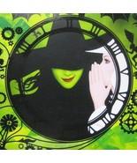 Wicked 2015 Show Program Flyer Theatre Broadway Indina Menzel Kristin Ch... - $69.25