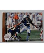 1996 Upper Deck #293 John Carney San Diego Chargers Football Card - $1.00