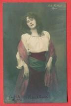 M108846 / RETA WALTER - French Actress Opera Singer MIGNON - G.G.Co. 195/6 - $13.20